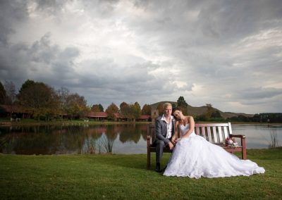 Wedding at Critchley Hackle